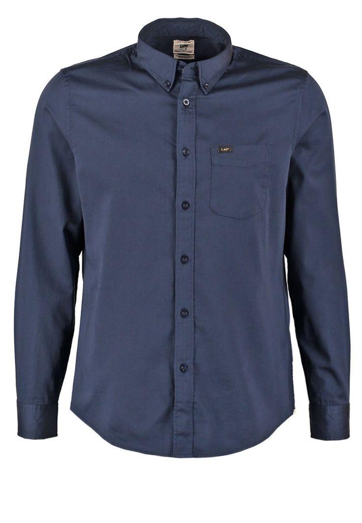 Lee BUTTON DOWN REGULAR FIT Hemd navy Bekleidung bei Zalando.de | Material Oberstoff: 100% Baumwolle | Bekleidung jetzt versandkostenfrei bei Zalando.de bestellen!