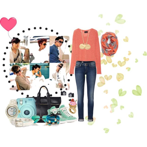 """""""Beast Idol Everyday :D 2PM Everywhere"""" by pritasafitri on Polyvore"""