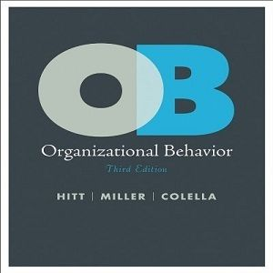organizational behavior thesis paper