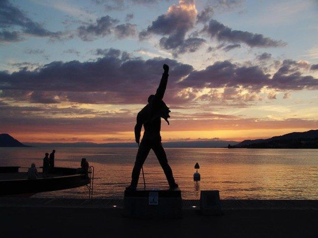 The legend! | 22 Reasons Why Freddie Mercury Was The Most Legendary Man Ever