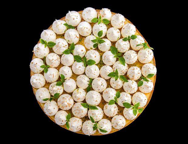 Tarte au citron meringuée, Voir la recette de la tarte au citron meringuéeRecette extraite du livre «tartes» (Chêne)