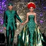 Traditional Kebaya Indonesian Wedding Dress