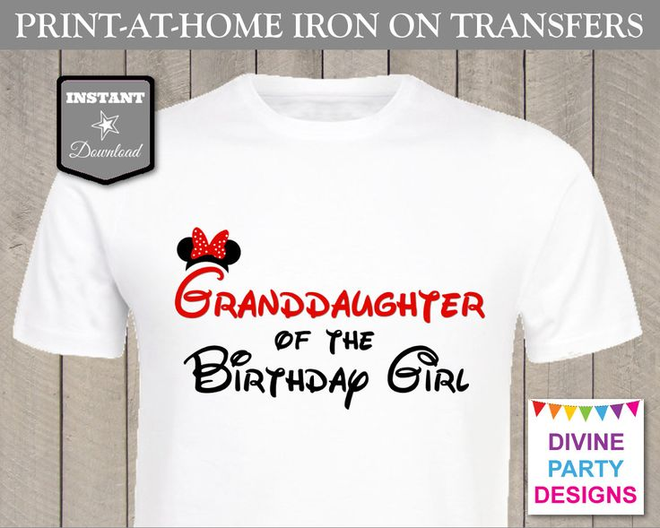 336 Best Images About Printable Iron On Transfers On