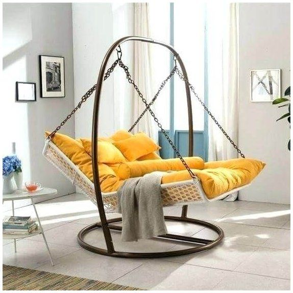 Beautiful And Stylish Indoor Swing Chair For Bedroom Hammock Chair In Bedroom Indoor Swing Indoor Hammock Bed Hammock Swing Chair Swing Chair For Bedroom