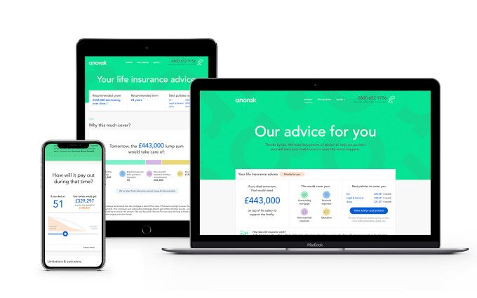 Anorak Raises 5m Series A For Its Life Insurance Advice Platform