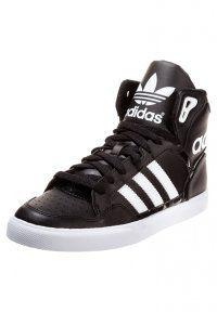 adidas Originals - EXTABALL - Sneakers hoog - black