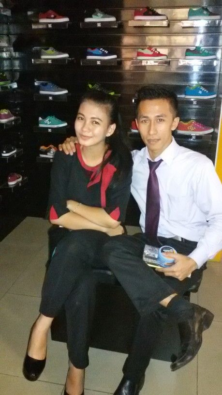Exis with Meitha. Before go home... Part. 2