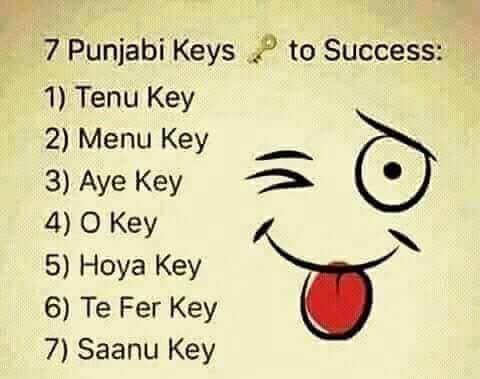 Punjabi is bae. Bae is Punjabi