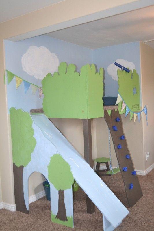 Should I Build Climbing Wall Living Room