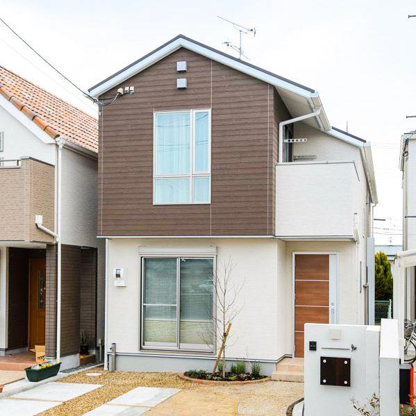 地震に強く暖かい空間で子供がすくすく育つ家 オーナー様の住まいへ