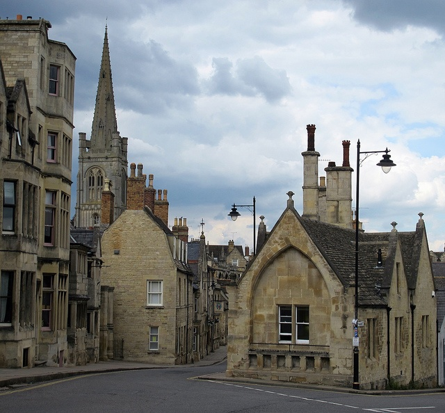 Old Stamford, England
