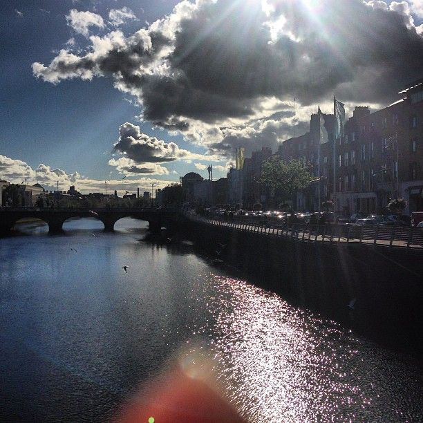 Jessica Nelson: Dublin: The River Liffey.  Vote here: http://apps.facebook.com/my-polls/connect-photos-2013
