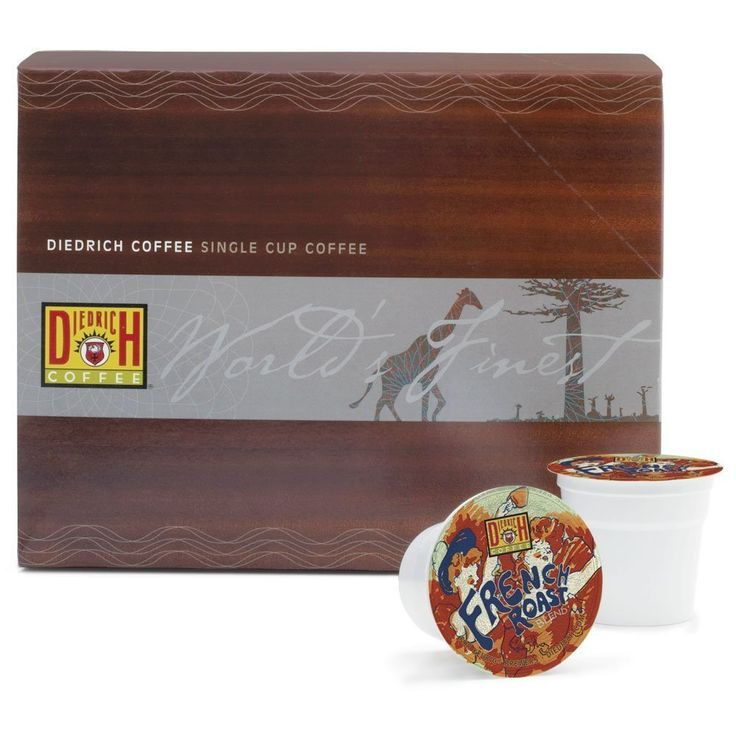 Diedrich French Roast K-Cups for Keurig Brewers  >>> Check out the image by visiting the link.