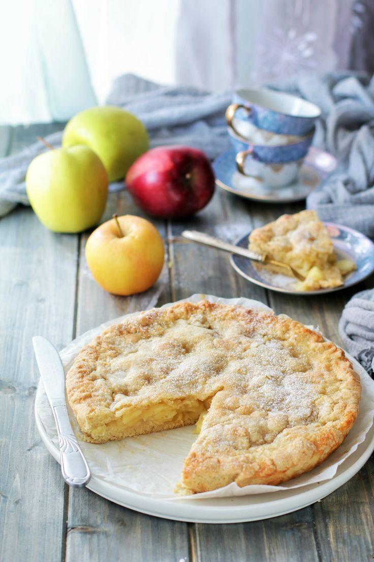 torta cuore di mela   Le ricette di mamma Gy