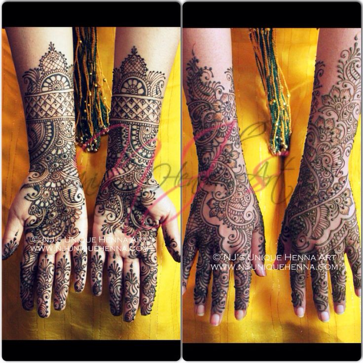 Henna Tattoo Toronto : Best images about bridal henna by nj s unique art