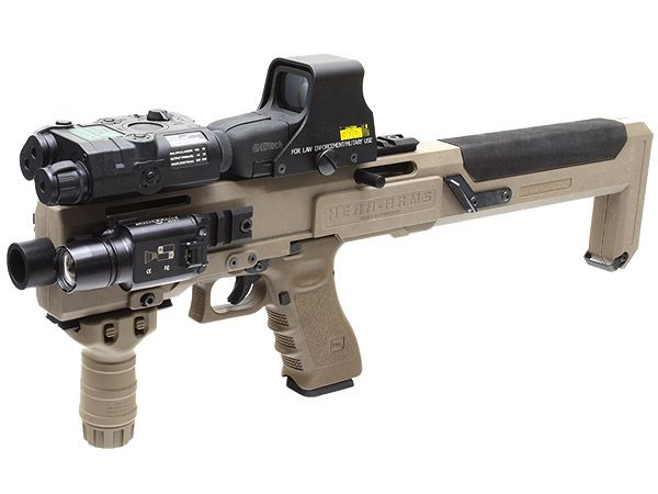 Hera Arms Glock Carbine Conversion Kit //