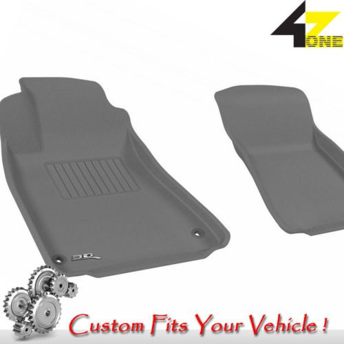 3D Fits 2006-2012 Lexus IS350 G3AC06396 Gray Waterproof Front Car Parts For Sale