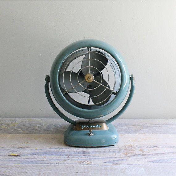 vintage vornado desk fan  125Vintage Desk Fan