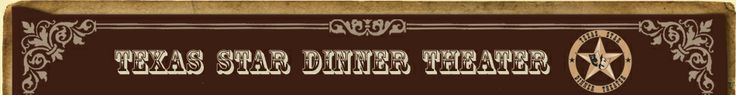 Meal Options at Texas Star Dinner Theater - Murder Mystery Dinner Theater