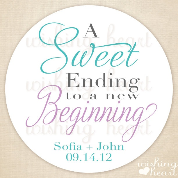 Thank You Quotes For Bridal Shower: Sweet Ending To A New Beginning
