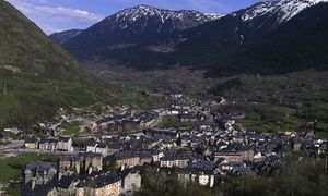 Estancia cerca de Baqueira Beret, una de las mayores estaciones de esquí de España.