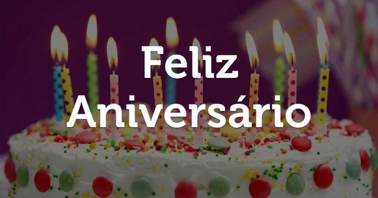 Mensagens de Feliz Aniversário, as mais lindas mensagens de feliz aniversário... Mais de 529 mensagens de feliz aniversário no Mundo das Mensagens