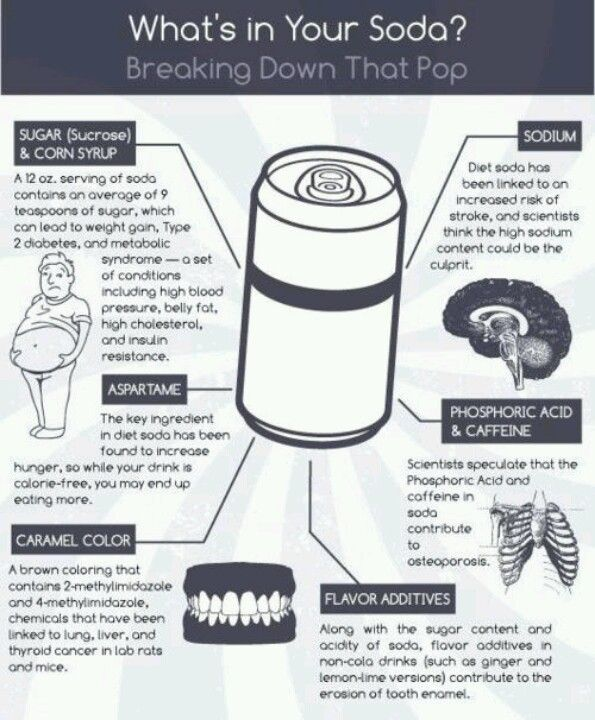 how to keep carbonation in soda can