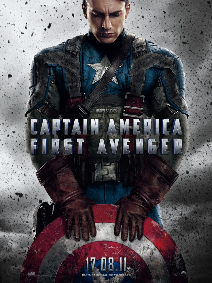 Captain America ...First Avenger! Gonna see it this Monday for my birthday!!! <333