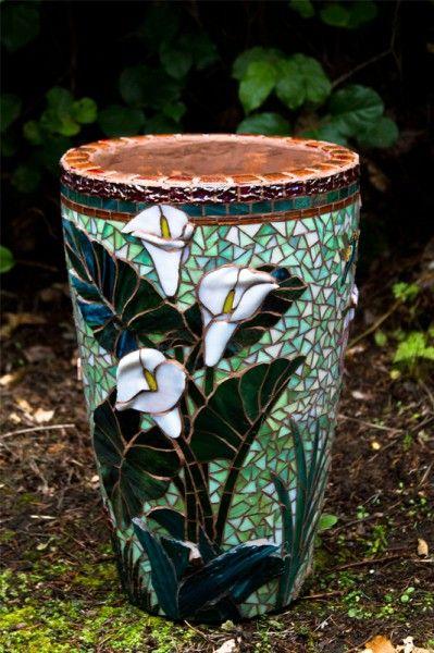 Calla Lilies by Janet Schrader