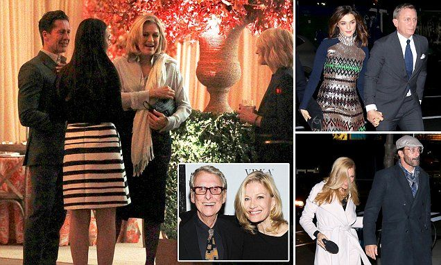 Celebritie gather to honor life of late director Mike Nichols