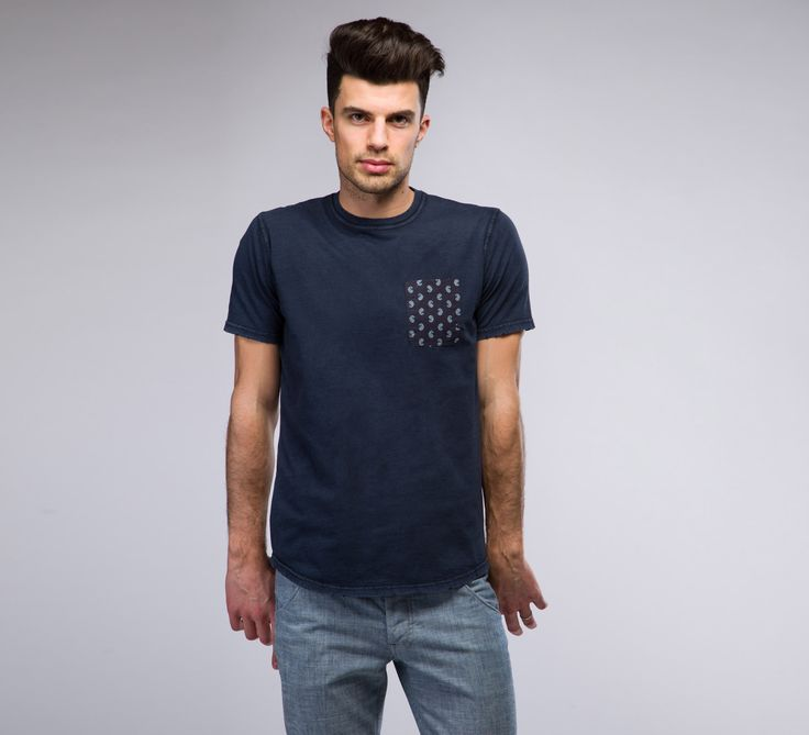 MTS107/T - Cycle #cyclejeans #CYCLEspringsummer15 #men #apparel #spring #summer #collection#style #fashion #tshirt