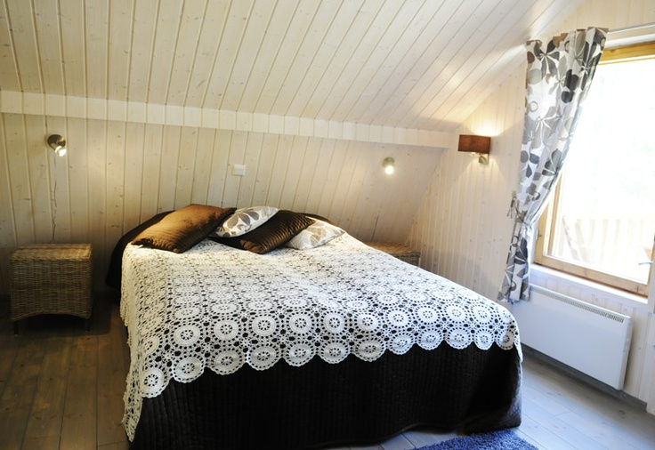 Sweet dreams in cottage Eerikki.  #finland #aurinkoranta