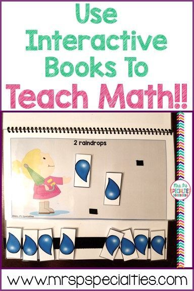 how to teach math to special needs students