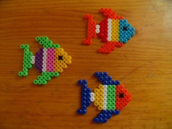 peces de hama beads  hama beads planchado