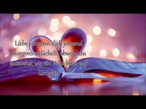 Romantische Liebessprüche ~ Für wen ganz besonderes *_* - YouTube