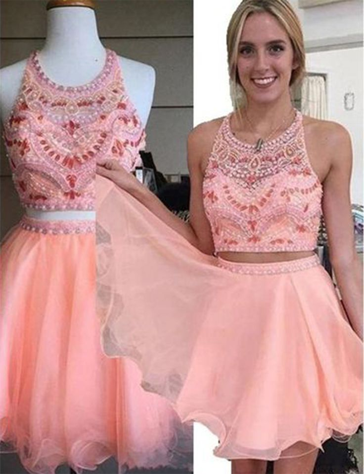 90 best Two Piece Prom Dress 2016 images on Pinterest | Prom dresses ...