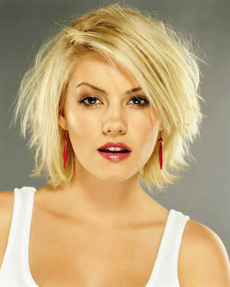 Hairstyles for Women Over 50 | CHOPPY-HAIRSTYLES-FOR-OVER
