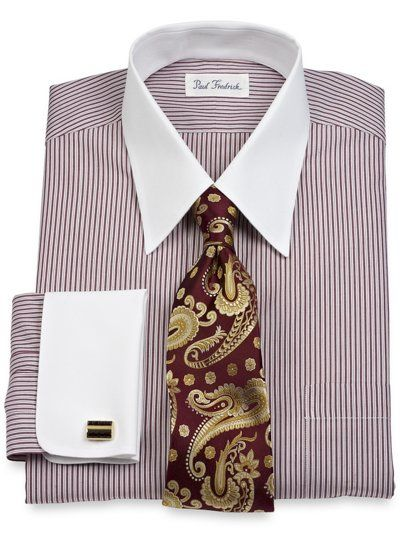 Non iron 2 ply 100 cotton broadcloth straight collar Straight collar dress shirt