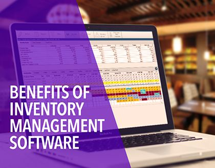 Using inventory management software can help you boost sales and prevent losses. In addition, you will be able to get a better idea of the food costs your business incurs periodically and also find any inventory waste.