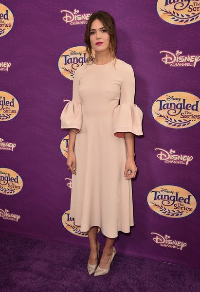 Look of the Day: March 6th, Mandy Moore - The Best Celebrity Outfits of 2017 - Photos