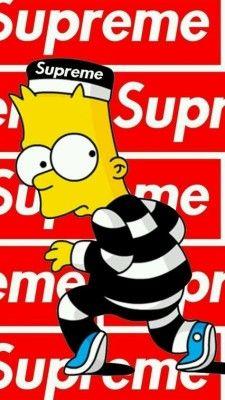 bart simpson wallpaper   Tumblr in 2020   Hochwertige tapeten, Supreme wallpaper hd ...