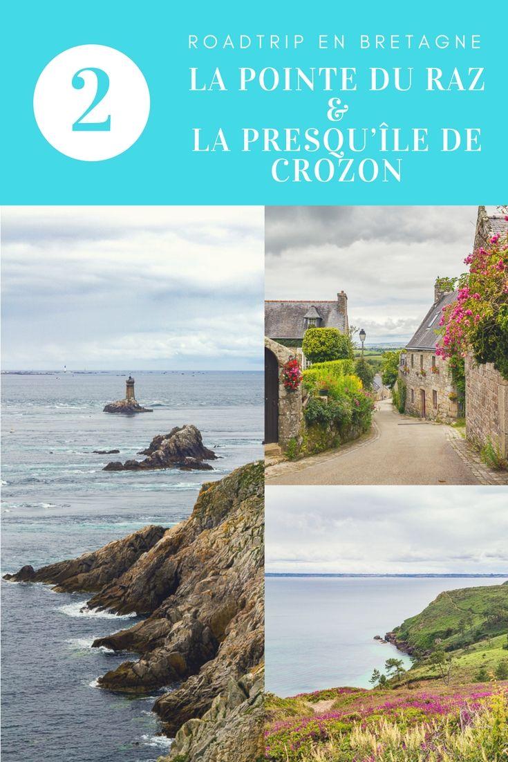 Suite de notre roadtrip en Bretagne avec la découverte d'une région sauvage et authentique, le Finistère sud et la presqu'île de Crozon