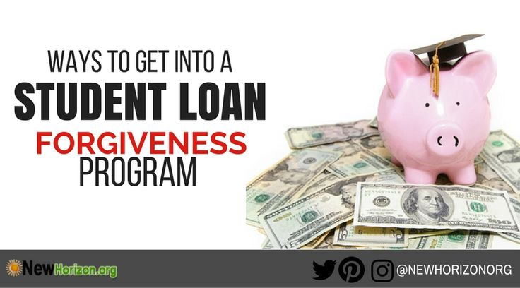 What are Student Loan Forgiveness Programs..And Do You Qualify?