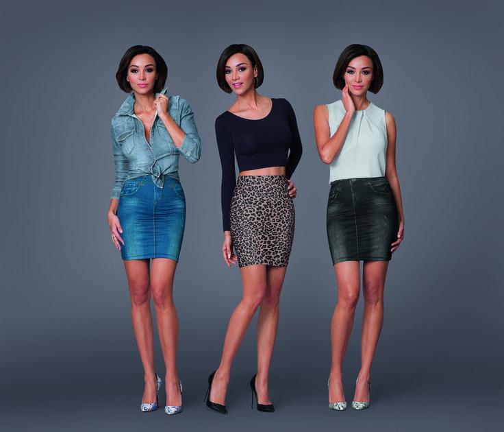 Slim Skirt è la gonna modellante dotata della tecnologia in grado di trasformare un corpo con forme eccessivamente morbide in un corpo sodo e affusolato.  #slim #skirt #gonna #magri #curve #moda #jeggins #gambe #teamfive #shopping #compra #subito #shopping #offerta #3x1 #saldi