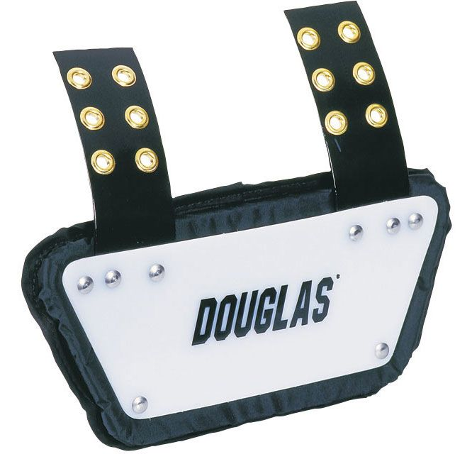 Douglas+JP+Series+Removable+Youth+Football+Back+Plate