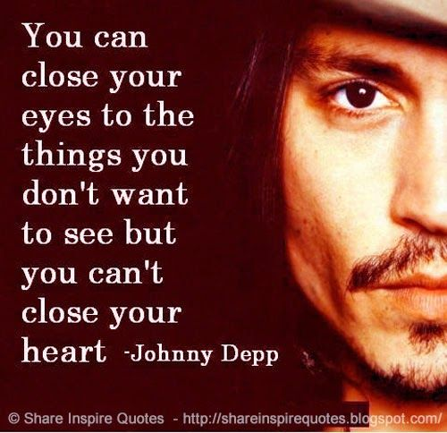 25+ best Johnny Depp Quotes on Pinterest