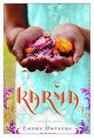 #Karma - #Cathy Ostlere #verse novels #YA fiction #Young Adult fiction #India #South Asian novels