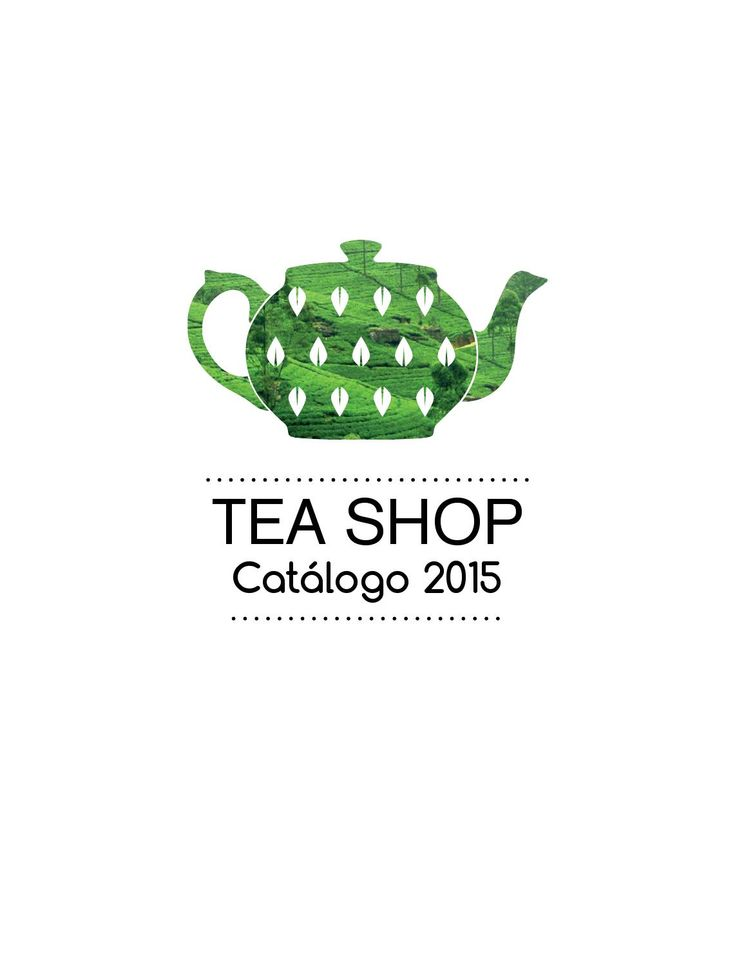 Catálogo Tea Shop 2015, Chile