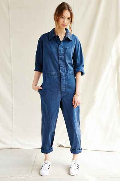 Urban Renewal Vintage Workwear Coverall - Urban Outfitters $79
