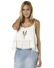 BILLABONG SEA GODDESS WOMENS CAMI - COOL WHIP on http://www.surfstitch.com